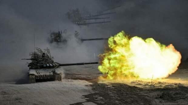 Британские вояки: «дайте грошей на танки, а то русские нас победят»
