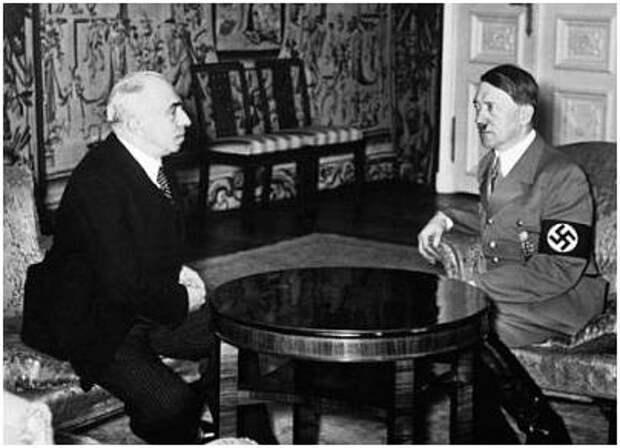 Как Запад сдал Чехословакию Гитлеру. Как Гитлер расчленил и захватил Чехословакию (2 статьи)