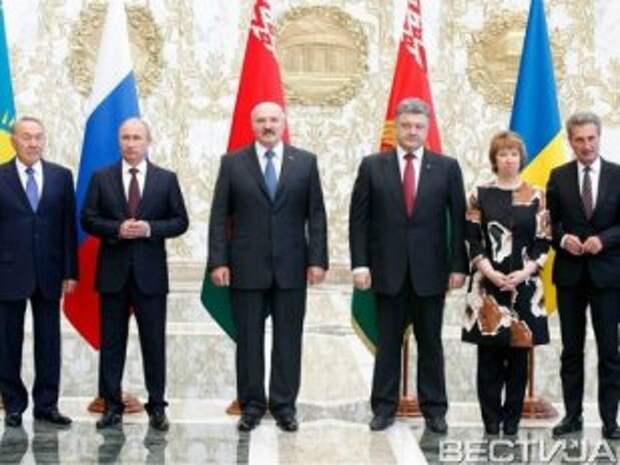 Трехсторонние переговоры в Минске подошли к концу