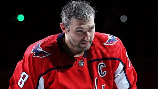Овечкин, Кузнецов, Орлов и Самсонов пропустят четыре матча НХЛ из-за нарушения протоколов COVID-19