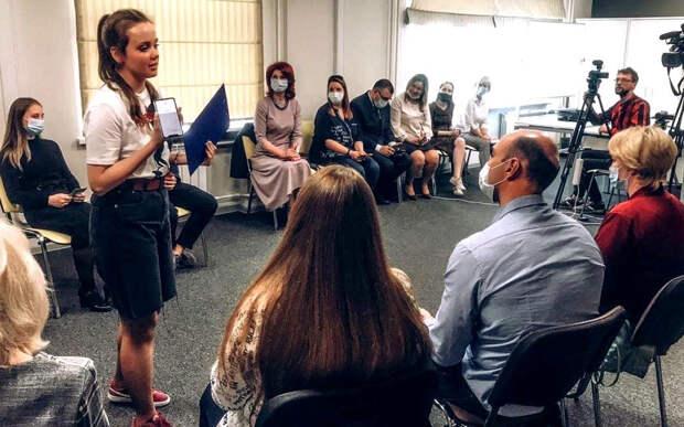 В Рязани стартовало ток-шоу о взаимоотношениях родителей и детей