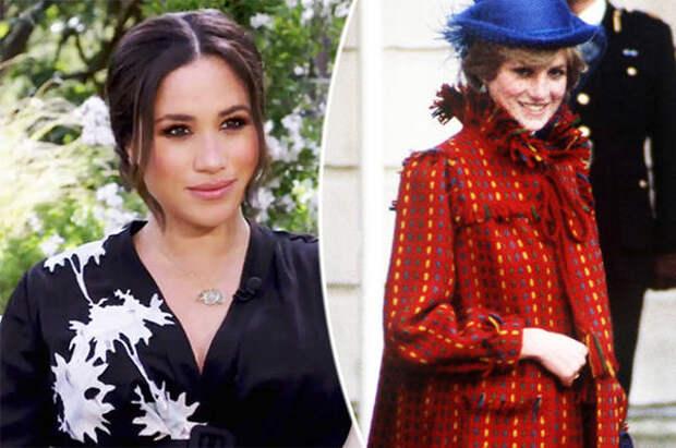 От ярких пальто до принтов со смыслом: как менялась мода для беременных в королевской семье