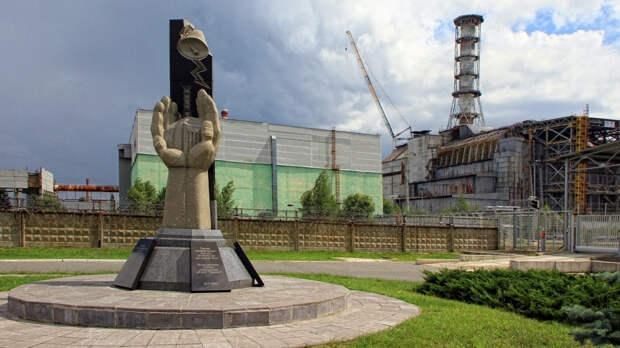 Жители Украины не смогли вспомнить дату аварии на Чернобыльской АЭС