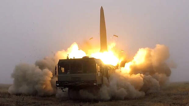 Удар по Гяндже мог быть нанесен только российскими «Искандерами»