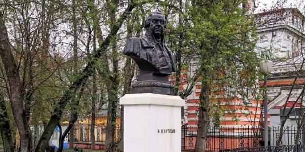 На 2022 год в Москве запланировали реставрацию памятника Кутузову — заммэра