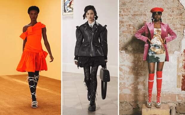 7 свежих тенденций с лондонской Недели моды, которые стоит добавить в свой гардероб в 2021 году