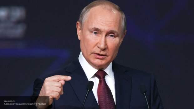 Путин одной фразой о Трампе и Байдене обрисовал свою стратегию в отношении США