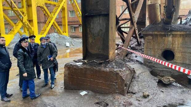 По факту гибели рабочего на заводе Норильска завели уголовное дело