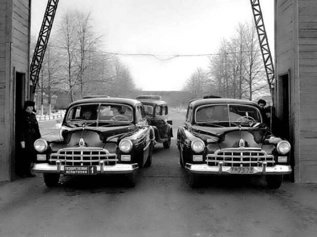 И все знали что такое «ЗИМ» автозаводы, автомобили, зим