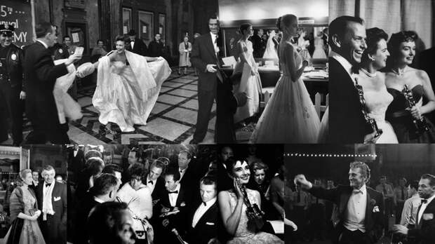 25 раритетных кадров премии «Оскар»