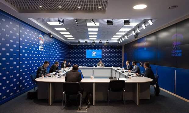 Эксперты оценили электронную систему голосования «Единой России»