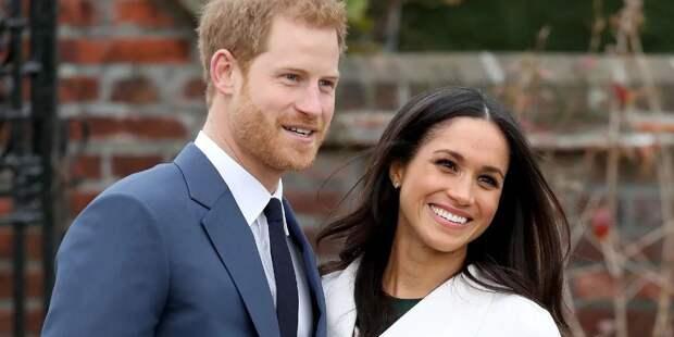 Принц Гарри и Меган Маркл рассекретили пол малыша