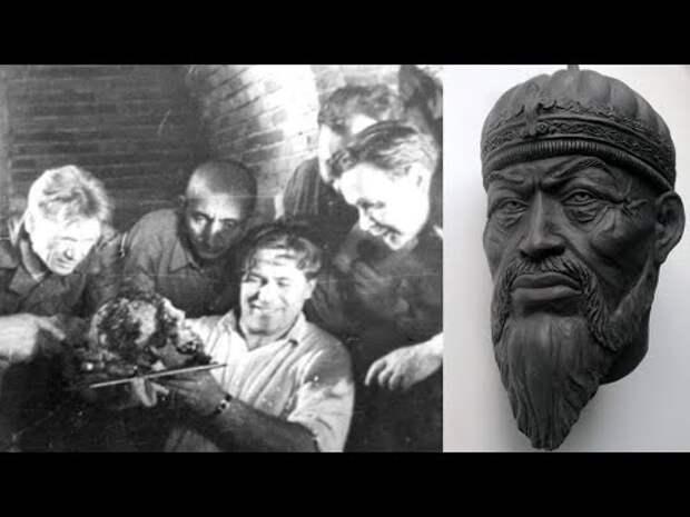 Гробница ТАМЕРЛАНА. Как группа АРХЕОЛОГОВ накликала БЕДУ на СССР?
