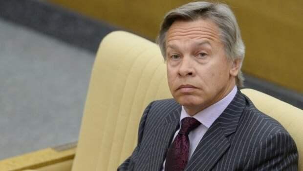 Пушков о киевских «обысках» в Кремле: Наглость, умноженная на провинциальность