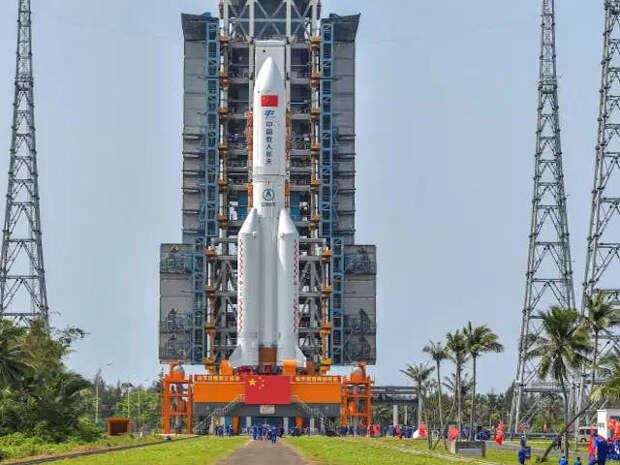 Запуски космических ракет Китаем, увеличивают космический мусор и опасность катастроф