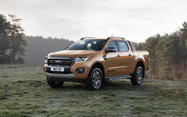 Ford показал обновленный пикап для европейского рынка