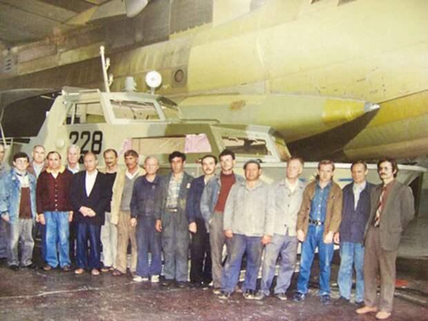 катер аист, производство катеров, ташкентский авиазавод