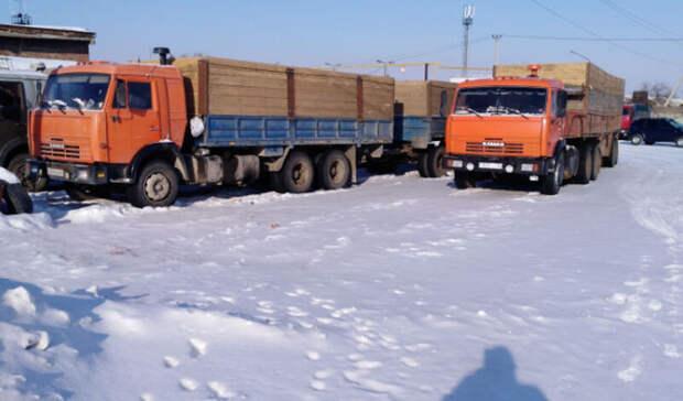 ВОренбуржье раскрыли крупнейшую аферу свывозом пшеницы вКазахстан