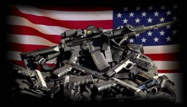 """""""... выручка одного из крупнейших в США интернет-магазинов оружия... за февраль выросла на 309%"""""""