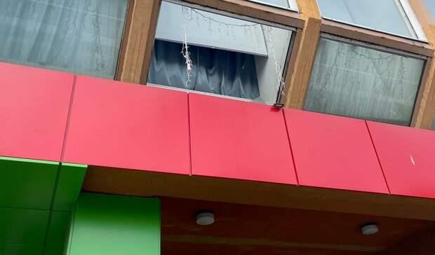 Зал в музыкальной школе Карелии, из окна которого выпал ребенок, закрыли
