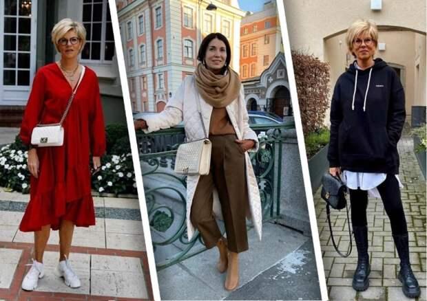 10 уловок для женщин за 50. Пусть одежда работает на вас