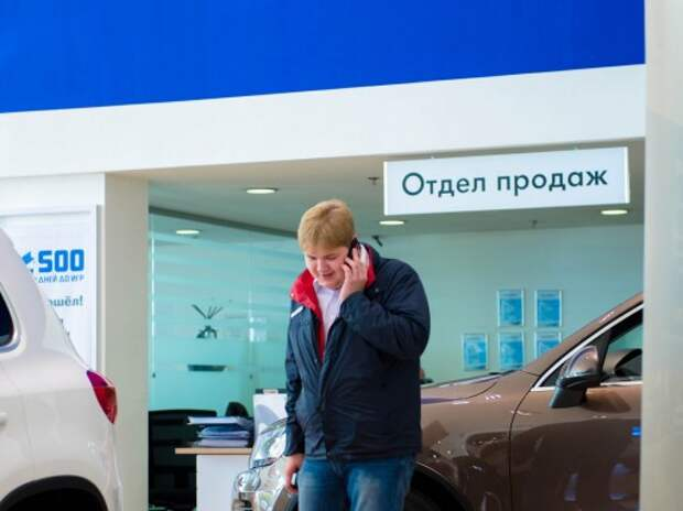 ТОП-50 лидеров по продаже автомобилей среди регионов России