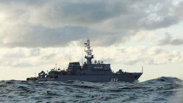 Около 40 боевых кораблей и судов поступят на вооружение в ВМФ в 2021 году