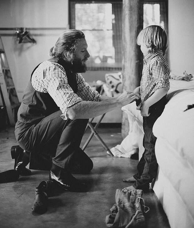 likefatherlikeson15 Сыновья на этих фотографиях — вылитые отцы. И наоборот
