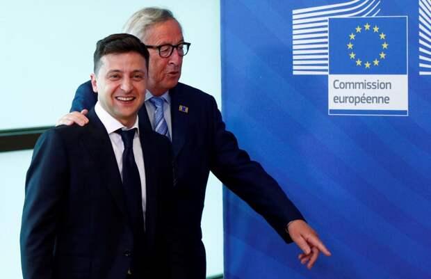 «Пиф-паф - и в дамках»: «суперход» Зеленского, который приведет Украину в ЕС и НАТО