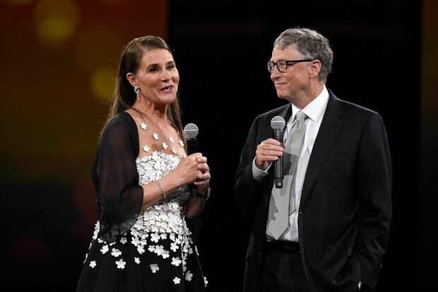 Супруг заикнулся о разводе, и тут как назло Билл Гейтс туда же