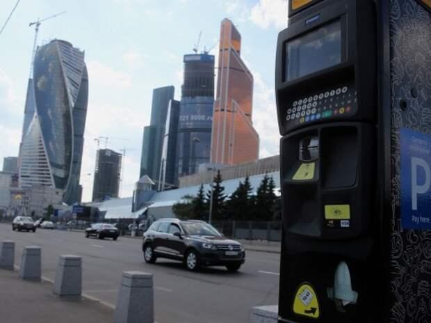 В новых зонах платной парковки у ТТК скорость движения выросла на 10%