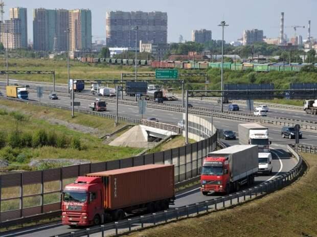 Россия будет развивать международные транзитные автоперевозки