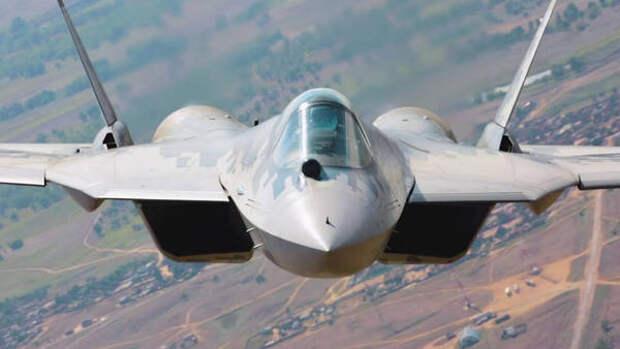 Су-57 научат вести до четырех «Охотников»