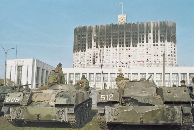 Предатели империи.Часть вторая. Ельцинские перевороты