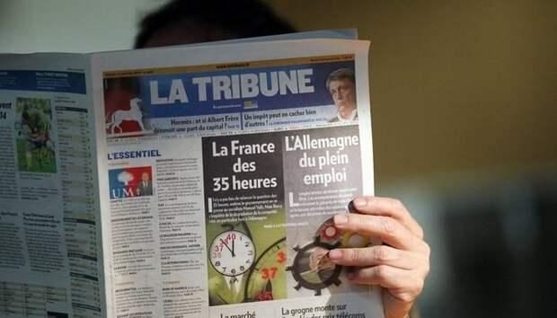 La Tribune осудила тон заявлений Запада о жертвах на Донбассе
