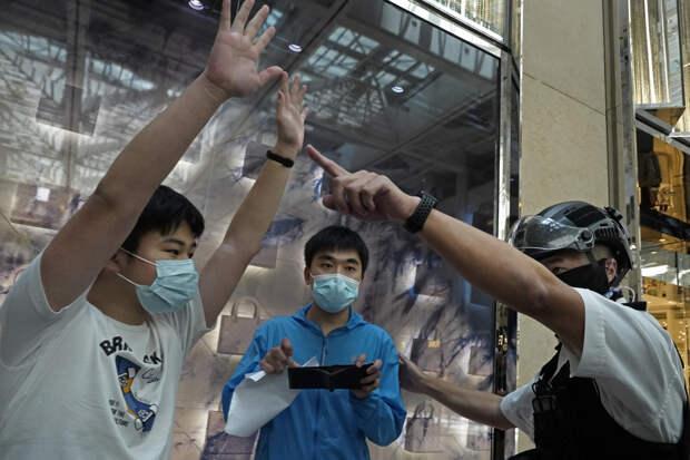 Не свобода, а гегемония: случай Гонконга