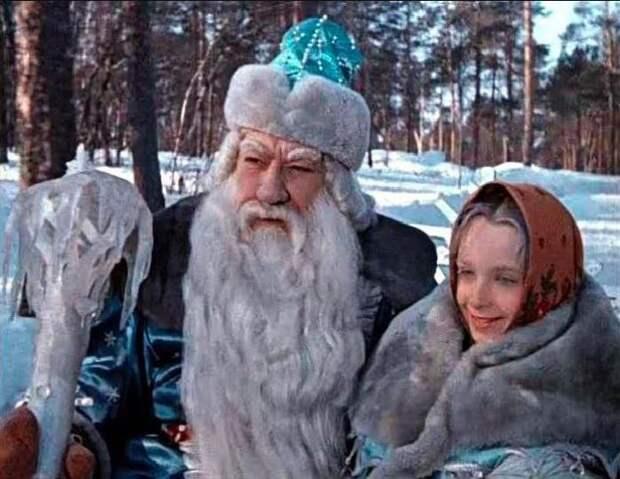 Здравствуй, шведушка Мороз! Главным Дедом СССР долго был скандинав из Донбасса