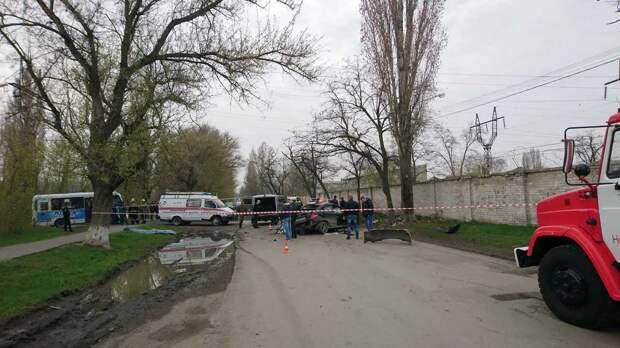 Смертельное ДТП в Новочеркасске: находившемуся за рулем подростку недавно исполнилось 14