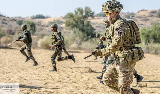 В Британии ищут «след Кремля» из-за позора солдат НАТО в эстонском поезде