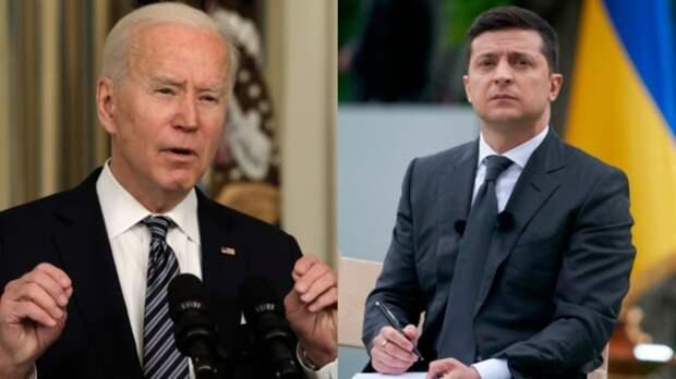 Звонок Байдена Зеленскому не откроет Киеву двери в НАТО