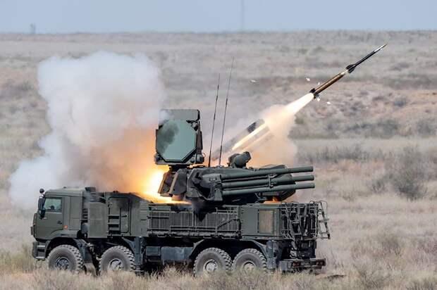 Аvia.pro: «Панцирь-С» впервые сбил в Ливии ракету НАТО, пущенную с корабля