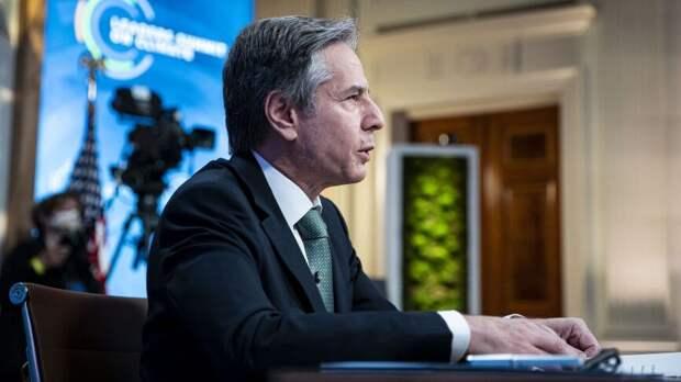 Экс-депутат Рады заявил о последствиях приезда Блинкена для Украины