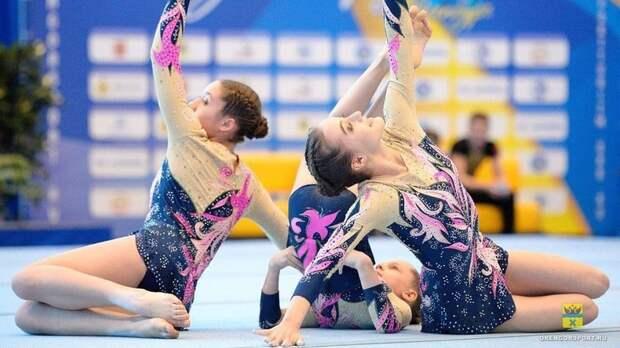 В Оренбурге пройдет Чемпионат по спортивной акробатике на Кубок Евразии