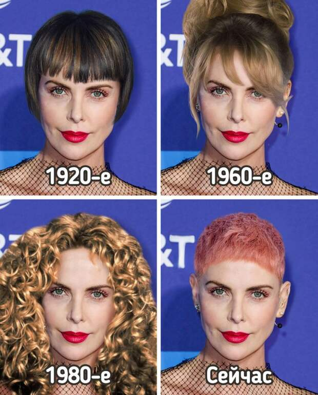 Как за 100 лет менялись стандарты женской красоты. От некоторых из них у нас отвисла челюсть.