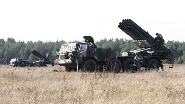 Минобороны Белоруссии сообщило о начале внезапной проверки боеготовности ракетных войск