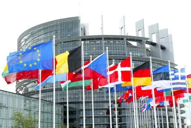 """В Европарламенте осудили соглашение США и ФРГ по """"Северному потоку-2"""""""