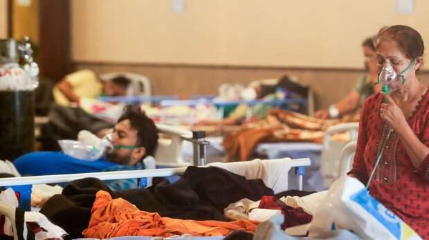 Доля тяжелобольных коронавирусом в Петербурге составила 24%
