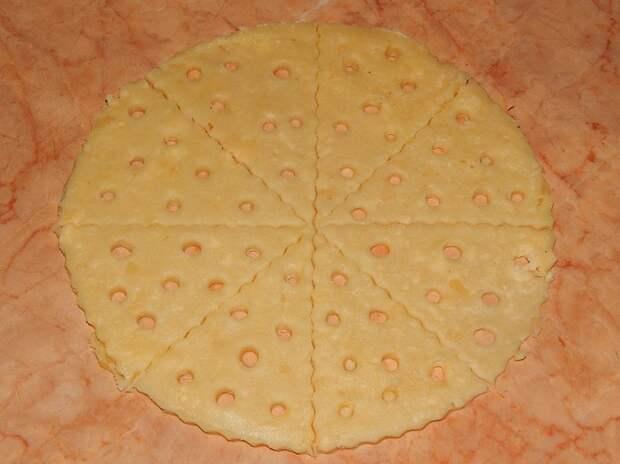 Хрустящие и нежные сырные крекеры — объедение!
