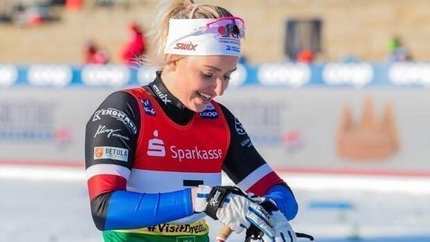 Чешская лыжница сравнила Большунова собезьяной иназвала русских пустоголовыми