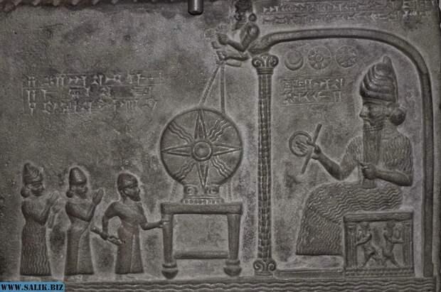 Легенда об Игиги - древних инопланетных астронавтах, восставших против Аннунаков с Нибиру